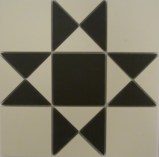 Heritage Black And White Panel Choose Tiles